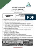 Ag Operacional Especia i Mecanico Maquina Pesada