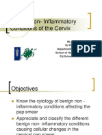 Benign Non- Inflammatory Conditions of the Cervix
