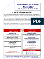 EdUSA-Alumni Newsletter, Issue #8