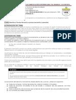 Derecho mercantil HOJA 1 - III Bimestre