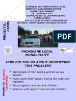 16 DAYS CAMPAIGNS_Phokwane Local Municipality_26032011