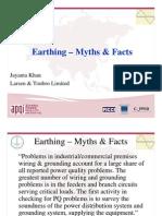 earthing myth