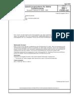 [DIN V 17006-100_1999-04] -- Bezeichnungssysteme für Stähle - Zusatzsymbole_ Deutsche Fassung CR 10260 _ 1998