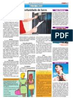 Jornal do Trem - Evolução e oportunidade de lucro