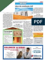 Jornal do Trem  - O Futuro da Construção Civil