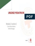 urgenze pediatriche