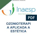 Apostila Ozonio+Aplicada+a+Estetica INAESP