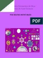 Mesa Radiônica de San Germain