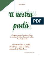 Dialetto ligure - ciante_ortu_fruta_funzi