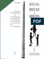 Teoria Musicale - Diether De La Motte - Manuale Di Armonia