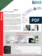Aztech WL558USB DataSheet