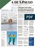 ?? Folha de São Paulo (04 Agosto 2021)