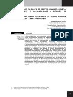 Artigo -Células tronco Odonto 2021