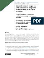 Lopez Angel Gustavo Articulo Sistema de Cargos Revista Costa Rica