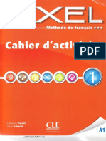 PIXEL A1 Cahier 1