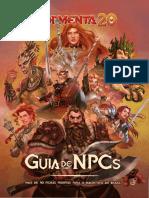 T20 - Guia de NPCs