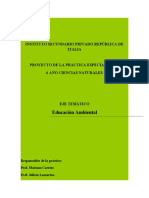 Proyecto PEN LAB 6to