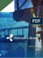 Press Release Do Resultado Da Hidrovias Do Brasil Do 2T21