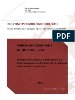 Boletimepidemiologico 2019 Van -Vigilancia Alimentar e Nutricional