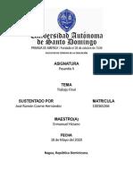Planificacion Diaria Jose Ramon corregido