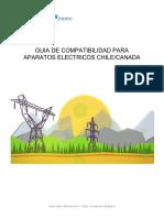 Guia de Compatibilidad Para Aparatos Electricos Chile Canadá