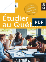 Guide Etudier 2020
