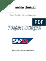 WORKFLOW Aprovar Pagamento SAP