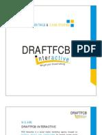 PROFILE - DRAFTFCB Interactive