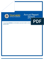 2010 TWB Annual Report