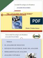 El Analisis Financiero