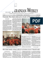 The Ukrainian Weekly 2011-14