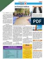 Jornal do Trem - As campeãs em licenças médicas