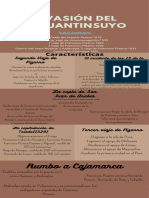 invacion del tahuantinsuyo