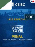 E-book Leis Especiais Parte I - Prof. Mauro