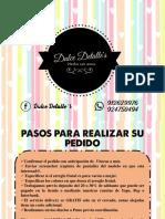 CATALOGO Dulce Detalle's