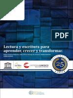 Martínez Solís Et Al 2020 Lectura y Escritura Para Aprender Crecer y Transformar