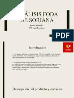 Análisis Foda de Soriana