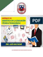 LOS COMPONENTES DEL PROCESO DOCENTE (1)