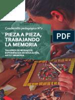 Cuadernillo Mosaico