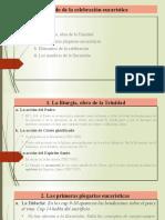 3. ORIGEN Y CONTENIDO DE LA CELEBRACIÓN EUCARISTICA