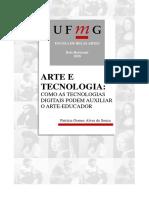 Arte e tecnologia -Patricia Souza