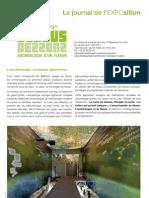 Journal de l'expo Loire Dessus Dessous