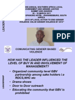 Aaron Leadership_ Luanshya Zambia
