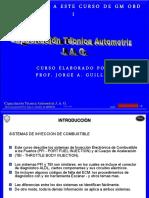CURSO DE GM OBD I COMPLETO