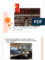 Elmer_Ortiz_How to trade in the Philippine Stock Exchange (PSE)