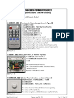 Catalog and Instruction (Dimmer)