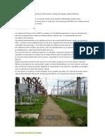 Sistemas de puesta a tierra y protección contra descargas atmosféricas