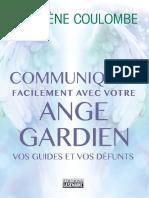 Communiquez Facilement Avec Votre Ange Gardien, Marylène Coulomb
