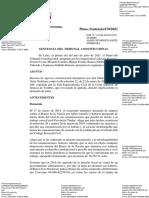 01796-2020-AA remuneración y la inembargabilidad AUTONOMIA PRIVADA CONTRACTUAL