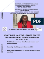 Leadership Presentation Template Norton- Precious Mufahore_1